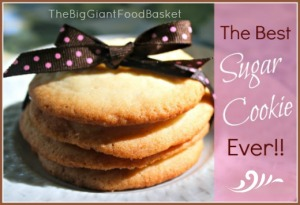 sugar cookie 2