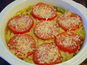 Vegetable Primavera Casserole 4