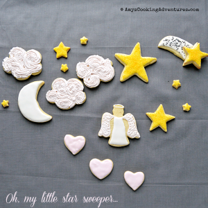 Star Sweeper Cookies